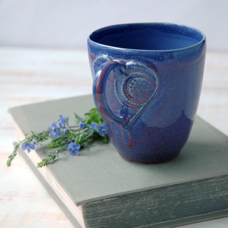 "картинка Чашка ""Сердце"" - DishWishes.Ru"