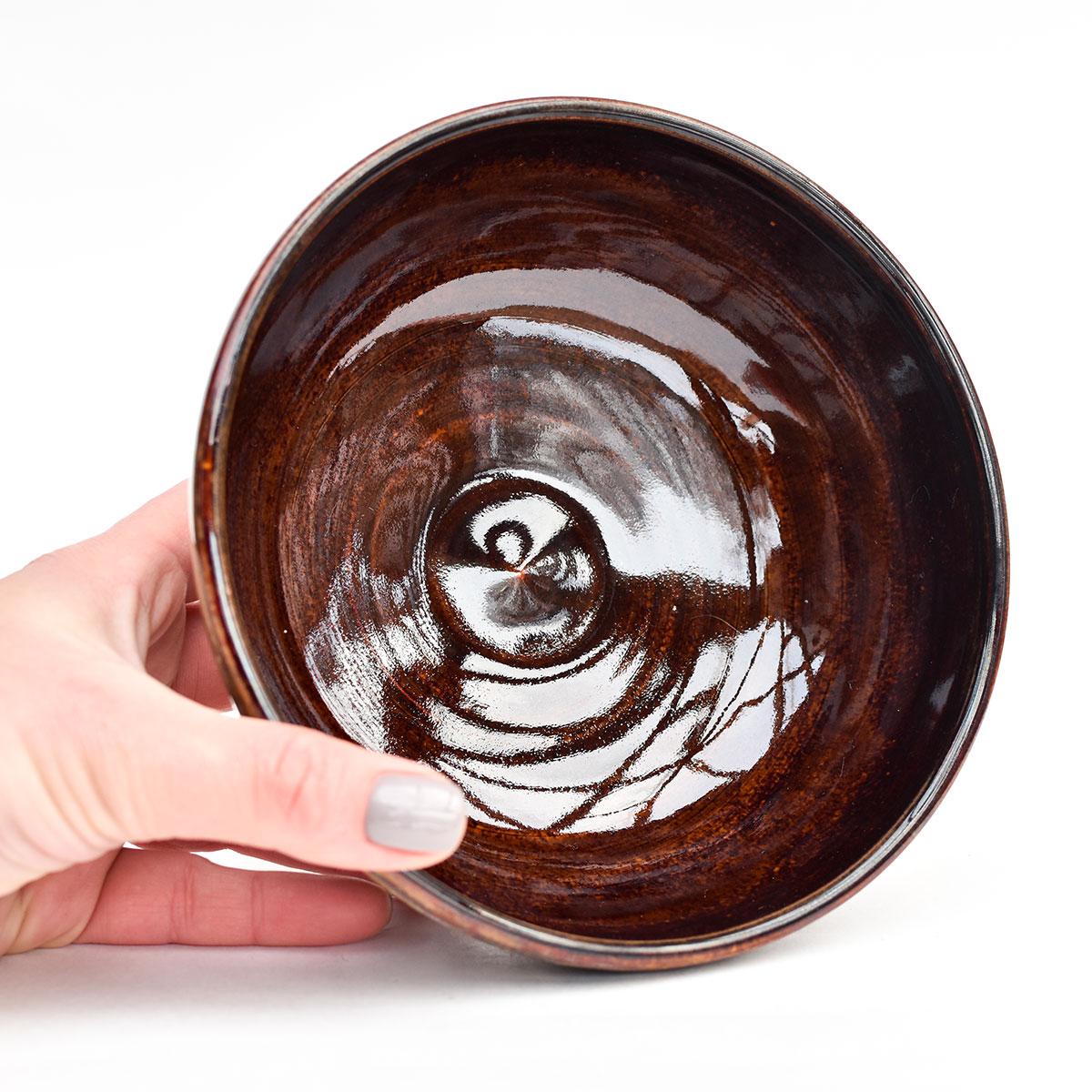 картинка Керамический салатник Натальи Астаховой 3 - DishWishes.Ru