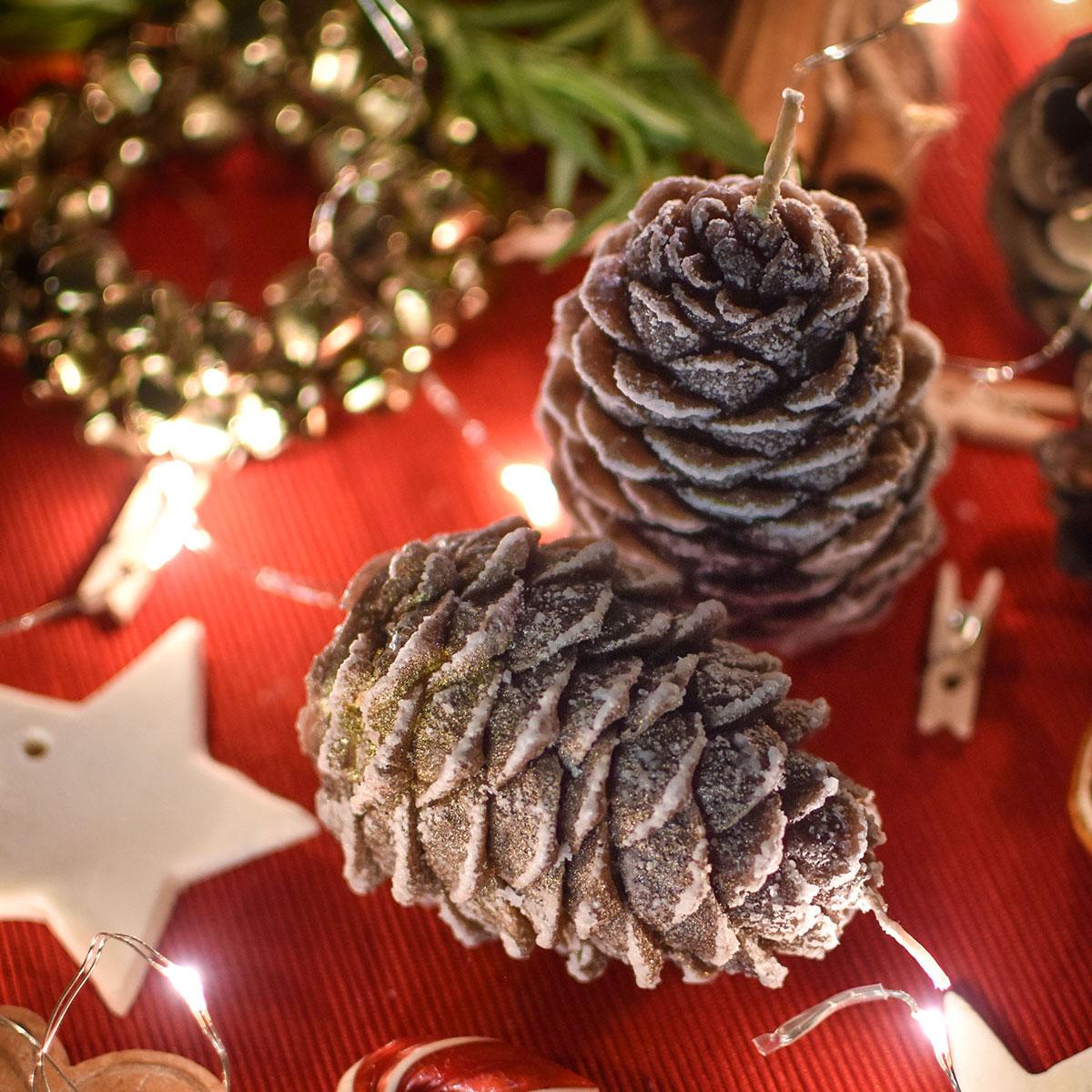 картинка Подарочный набор Новогодний темный - DishWishes.Ru