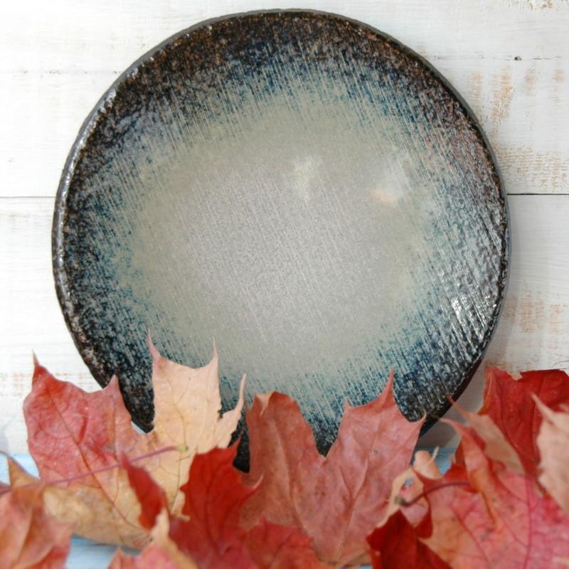 """картинка Тарелка """"Осеннее настроение"""" - DishWishes.Ru"""