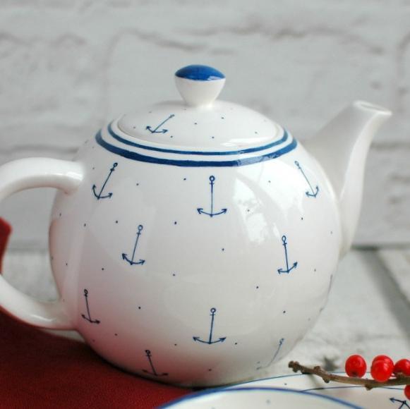 "картинка Чайник ""Морской"" - DishWishes.Ru"