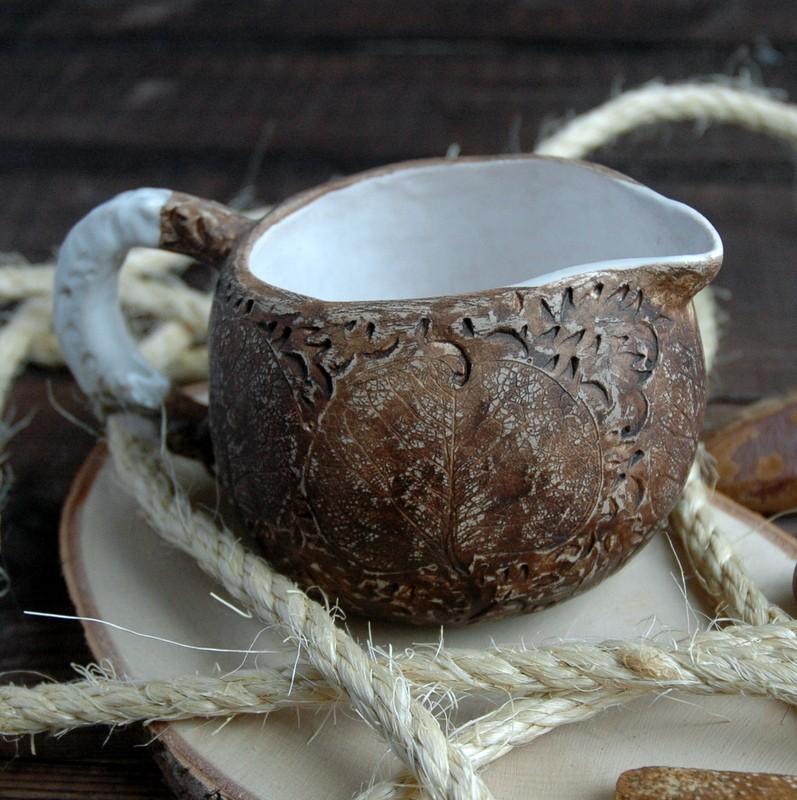 """картинка Молочник """"Лесной орех"""" - DishWishes.Ru"""