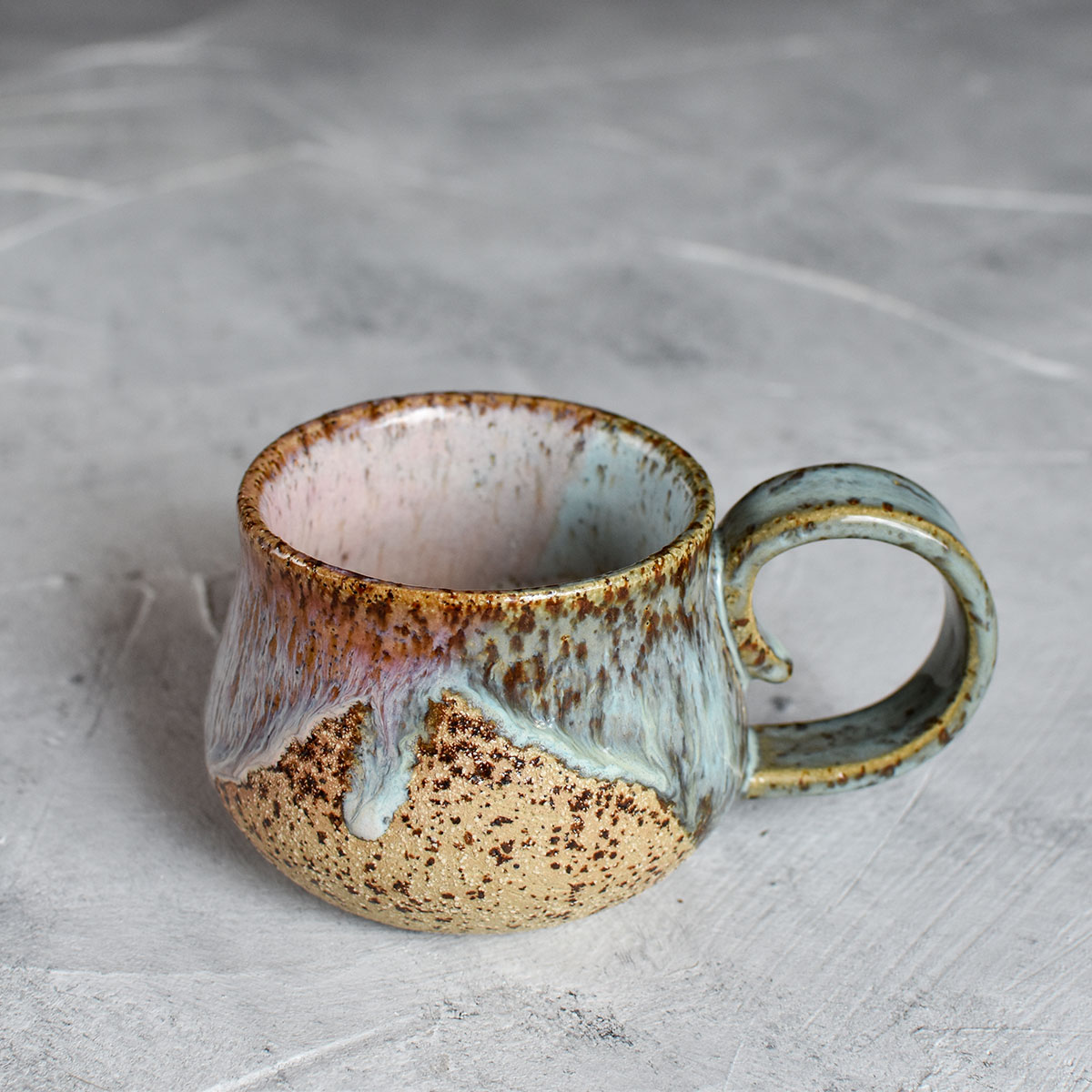 картинка Маленькая чашка Виктории Юрьевой 7 - DishWishes.Ru