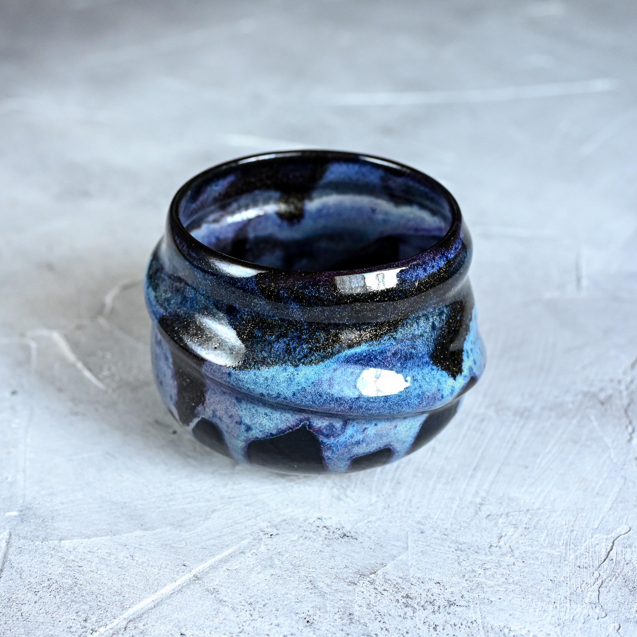 картинка Керамический стакан юноми Марии Левиной 11 - DishWishes.Ru