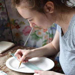 Евгения Нерозникова: В керамике важны терпение и упорство.