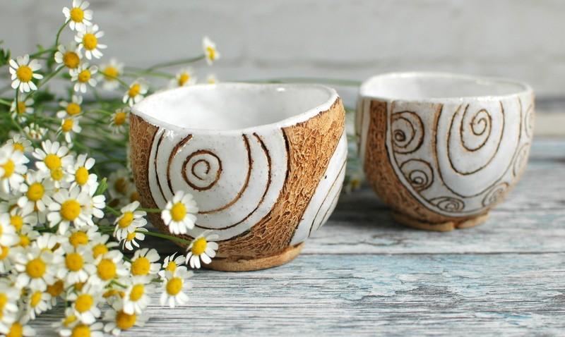 """картинка Чашка для чая """"Этнические мотивы"""" - DishWishes.Ru"""