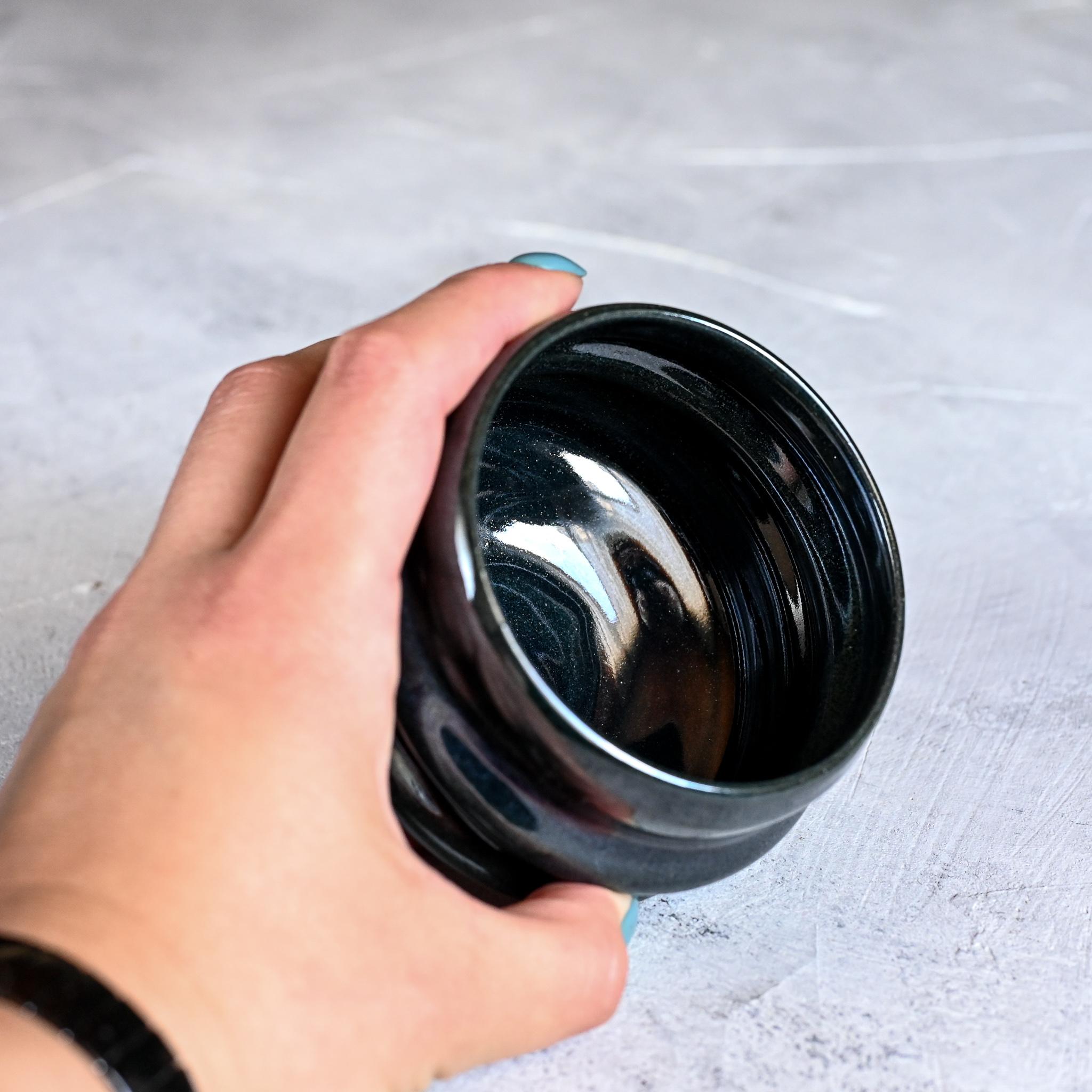 картинка Керамический стакан юноми Марии Левиной 10 - DishWishes.Ru