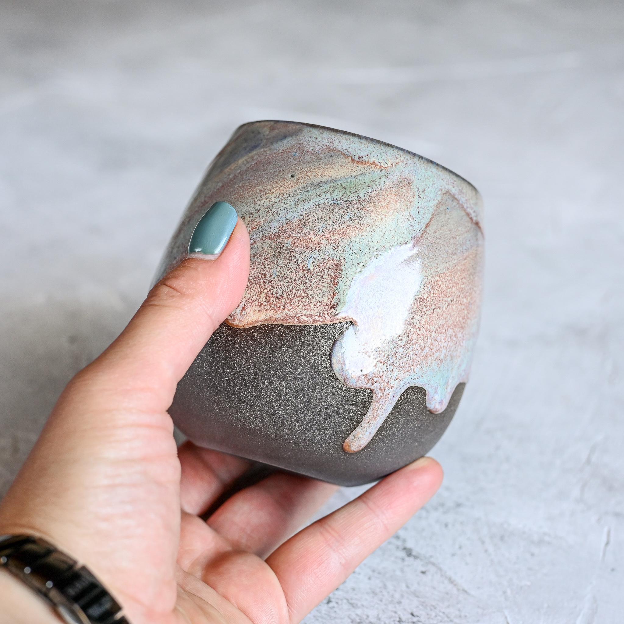 картинка Керамический стакан Марии Левиной 17 - DishWishes.Ru