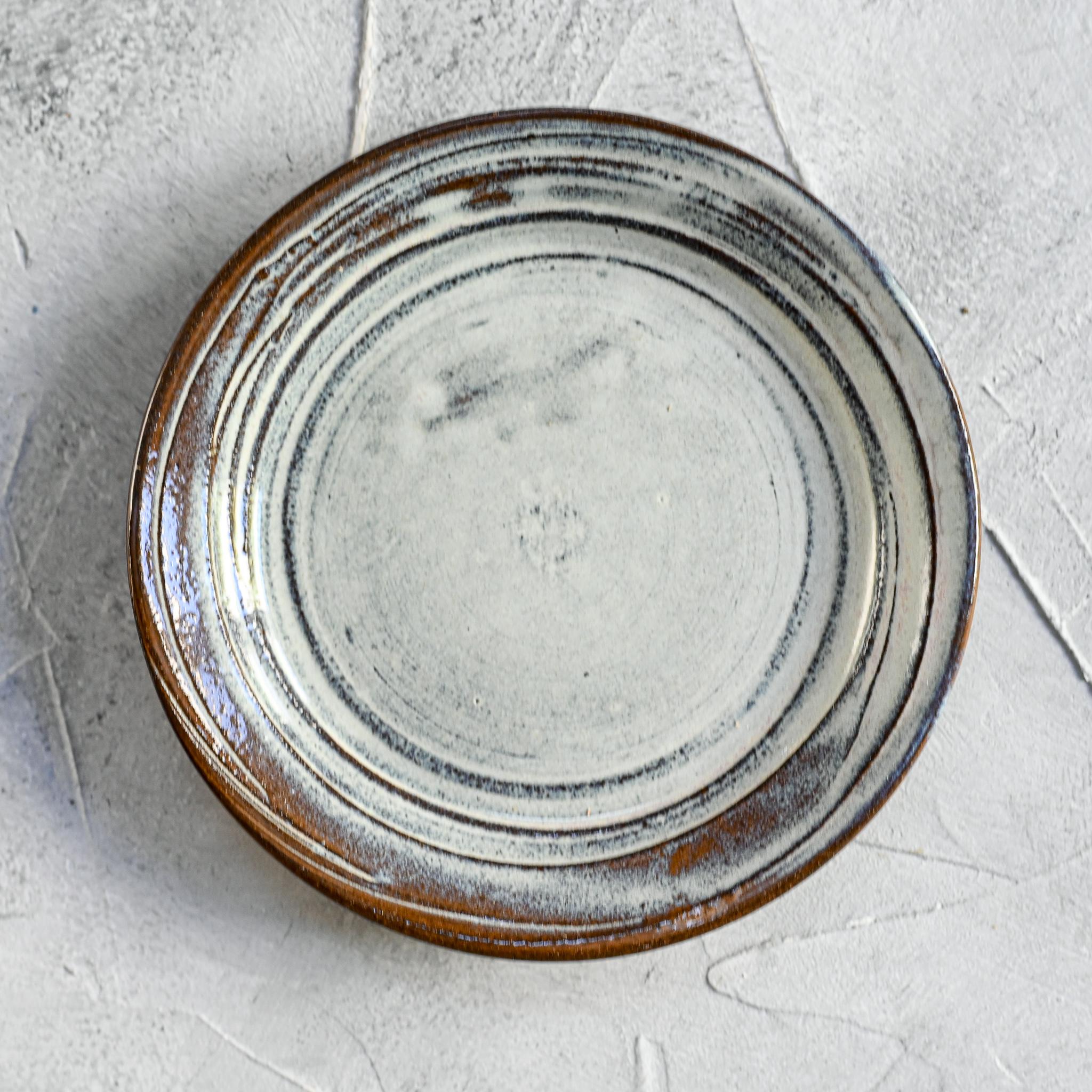 """картинка Керамическое блюдце """"Белые ночи"""" - DishWishes.Ru"""