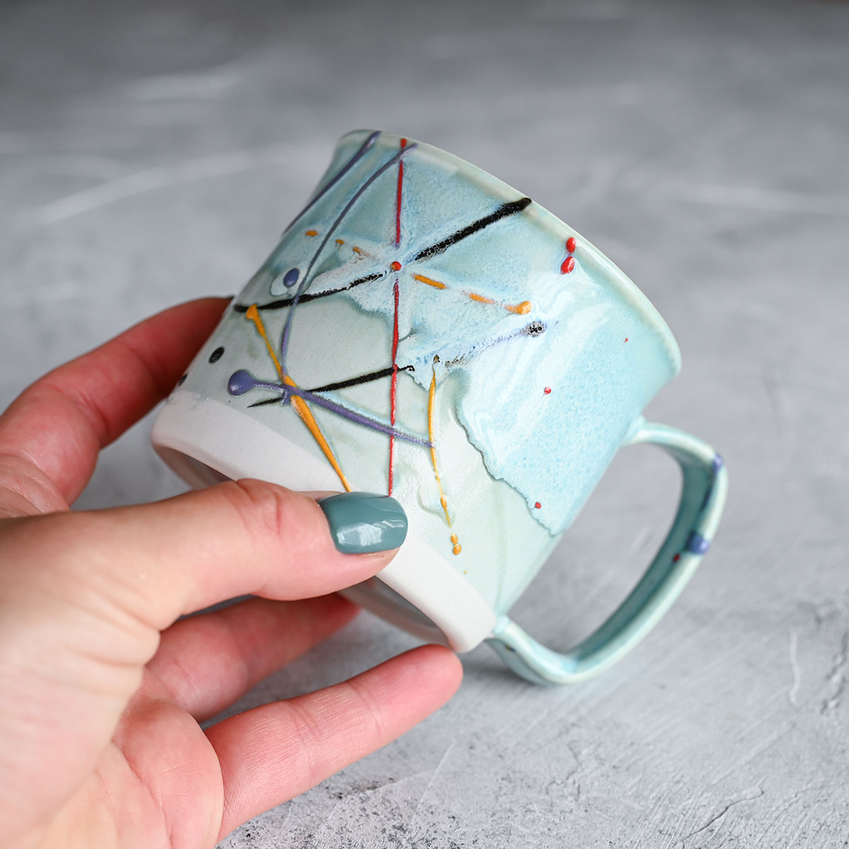 картинка Фарфоровая кружка Александра Заболотникова 3 - DishWishes.Ru