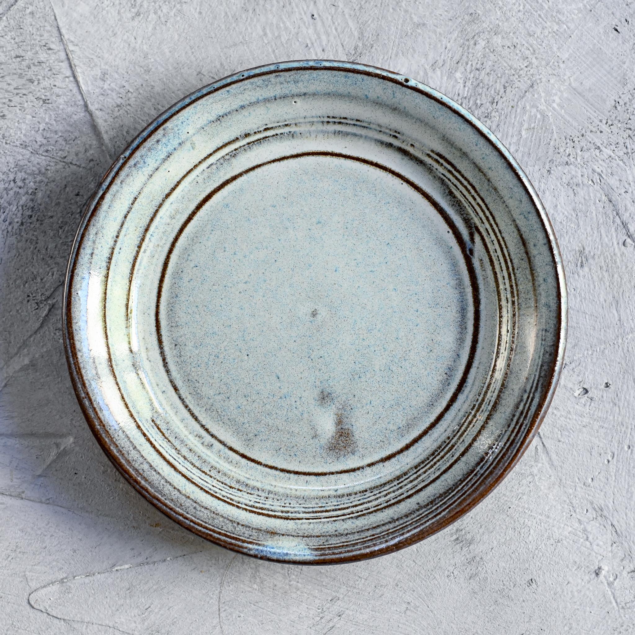 """картинка Керамическое блюдце """"Джинсовая серия"""" - DishWishes.Ru"""