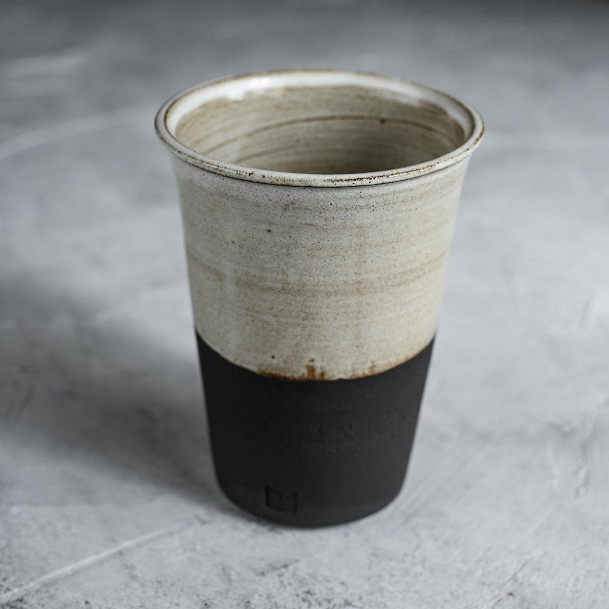 "картинка Керамический стакан ""Камчатка"" 02 - DishWishes.Ru"
