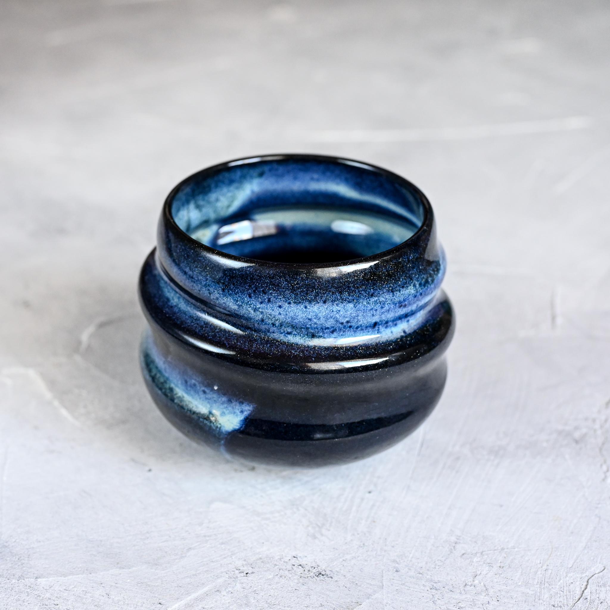картинка Керамический стакан юноми Марии Левиной 21 - DishWishes.Ru